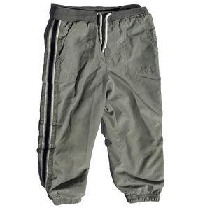 ♛5/$25♛ OshKosh Lined Thermal Wind Pants Gray 4T